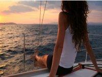 Paseo relajante en barco