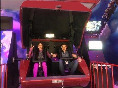 3D Simulator in Amusement Park in Atlixco