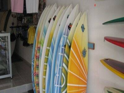 Surfboard rental 6 days in Los Cabos