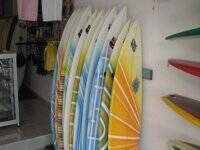 Surfboard rental 6 days in Los Cabos