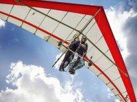 Vuelo Tándem, es un vuelo acompañado con instructor.