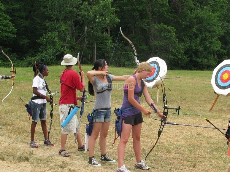 Archery in Jalisco