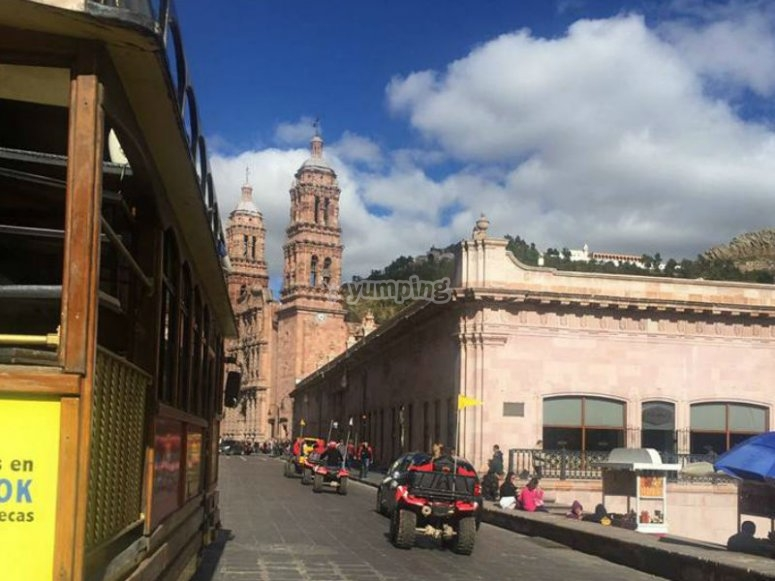 Tourism in Zacatecas Guided Tours