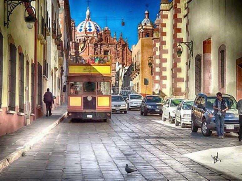 Visita Zacatecas