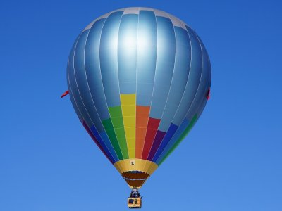 Balloon Ride in San Miguel Ometusco 60 Minutes