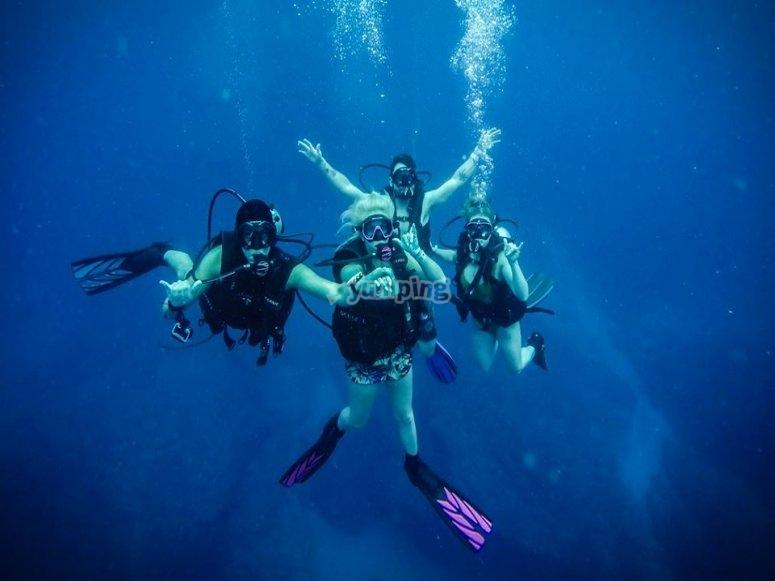 Deportes acuáticos en Nayarit