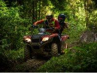 Enjoy a two-seater ATV