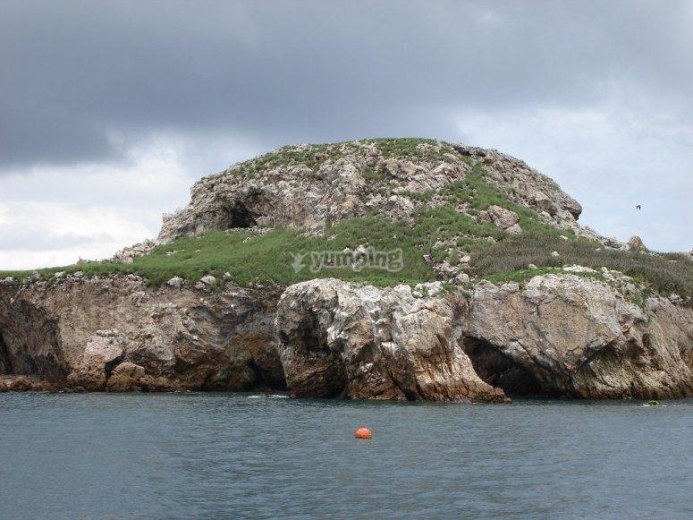 Paseo por islas maritas