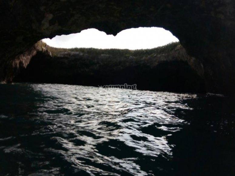 Islas Marietas en Riviera Nayarit