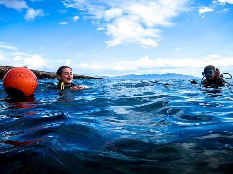 Snorkel en Yelapa en tour privado