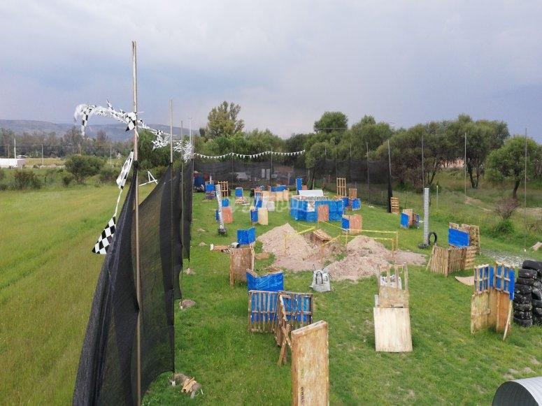 Gotcha field in Aguascalientes