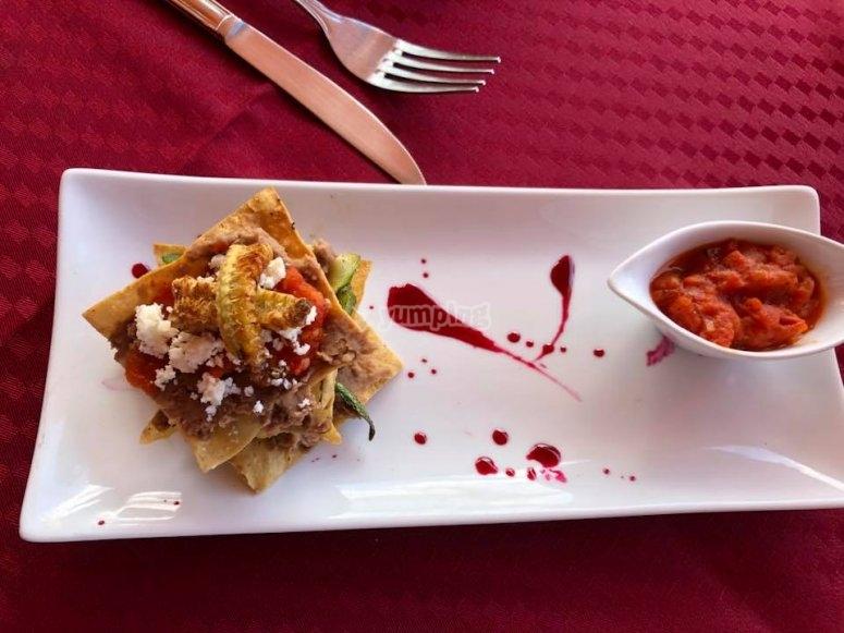 Lunch at Querétaro
