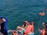 Snorkel seguro