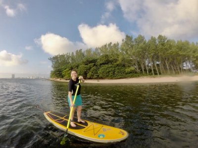 Selky Mexico Paddle Surf