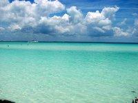 Catamaran en Cancun