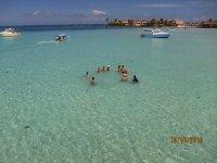 Snorkel en islas mujeres