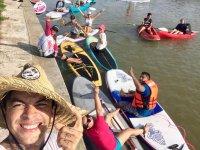 Rutas de paddle