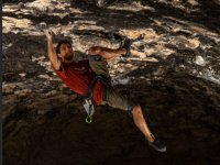 Sports climbing course