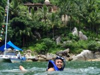Deporte de snorkel