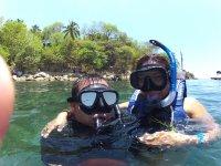 La puntilla Snorkel