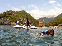Snorkel en Vallarta