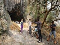 Intermediate course of sport climbing Naucalpan