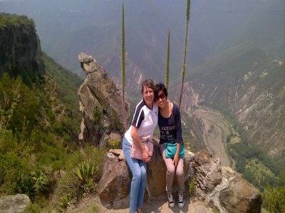 Explorando Huasca Hidalgo