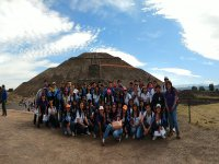 Teotihucán camp through the ages