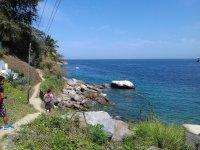 La costa de Puerto Vallarta