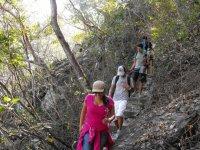 Caminata por la Sierra Madre