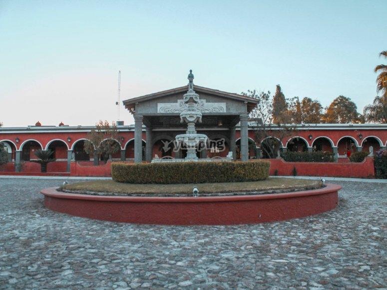 Hacienda en Queretaro