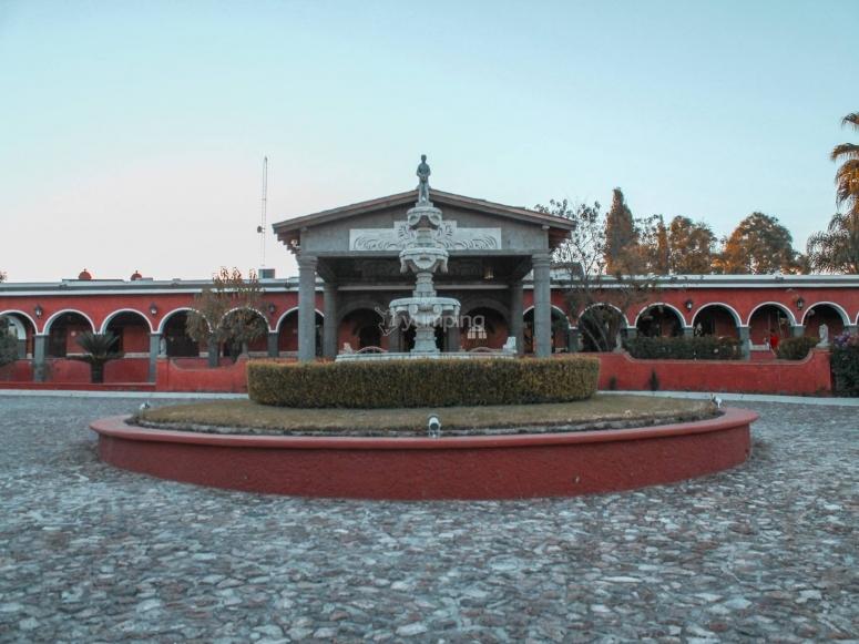 Hacienda en Querétaro