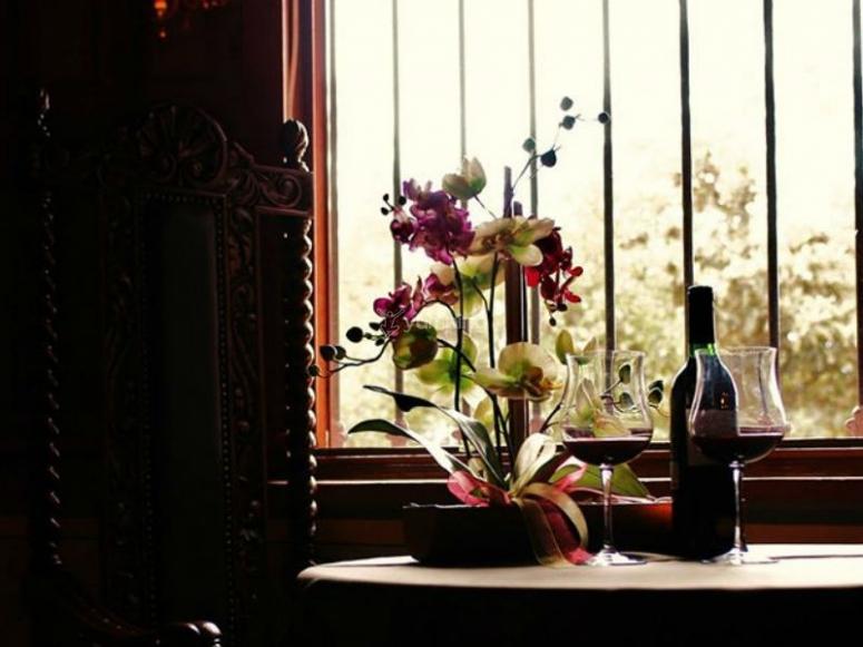 Hacienda romántica