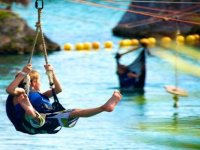 Zip-lines for the whole family