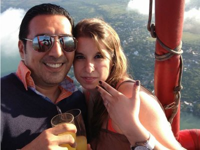 Private balloon ride and lodging Tequesquitengo