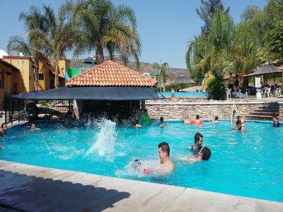 Parque Acuático El Oasis