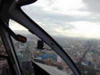 Vista desde Helicoptero