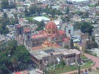 Vista de monumentos históricos