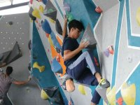 Climbing is one of the most complete sports