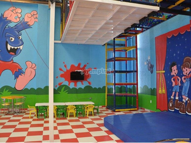Instalaciones salón