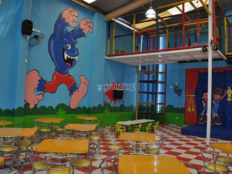 Salón para celebrar en Ciudad de México