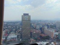 Sobrevuela la Ciudad de México