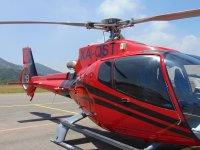 Helicóptero para recorridos