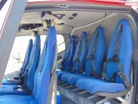 Helicóptero adaptado para vuelo en grupos