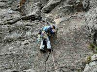 Perfect natural scenarios to climb