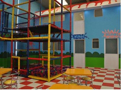 Salón infantil todo incluido 100 pers Iztapalapa