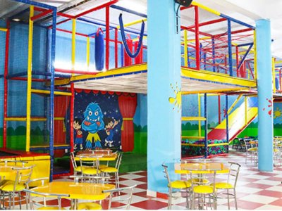 Rent of a children's room 100 people in Azcapotzalco