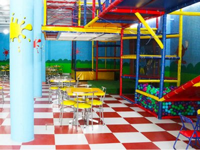 All-inclusive children's lounge in Azcapotzalco