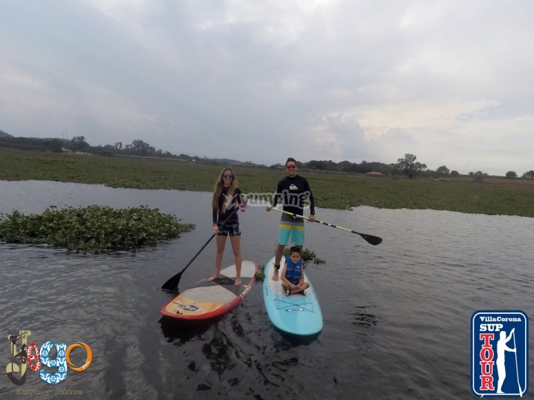 Tour Stand up Paddle