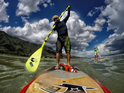 Guided Stand Up Paddle Tour + GOPRO Photographs